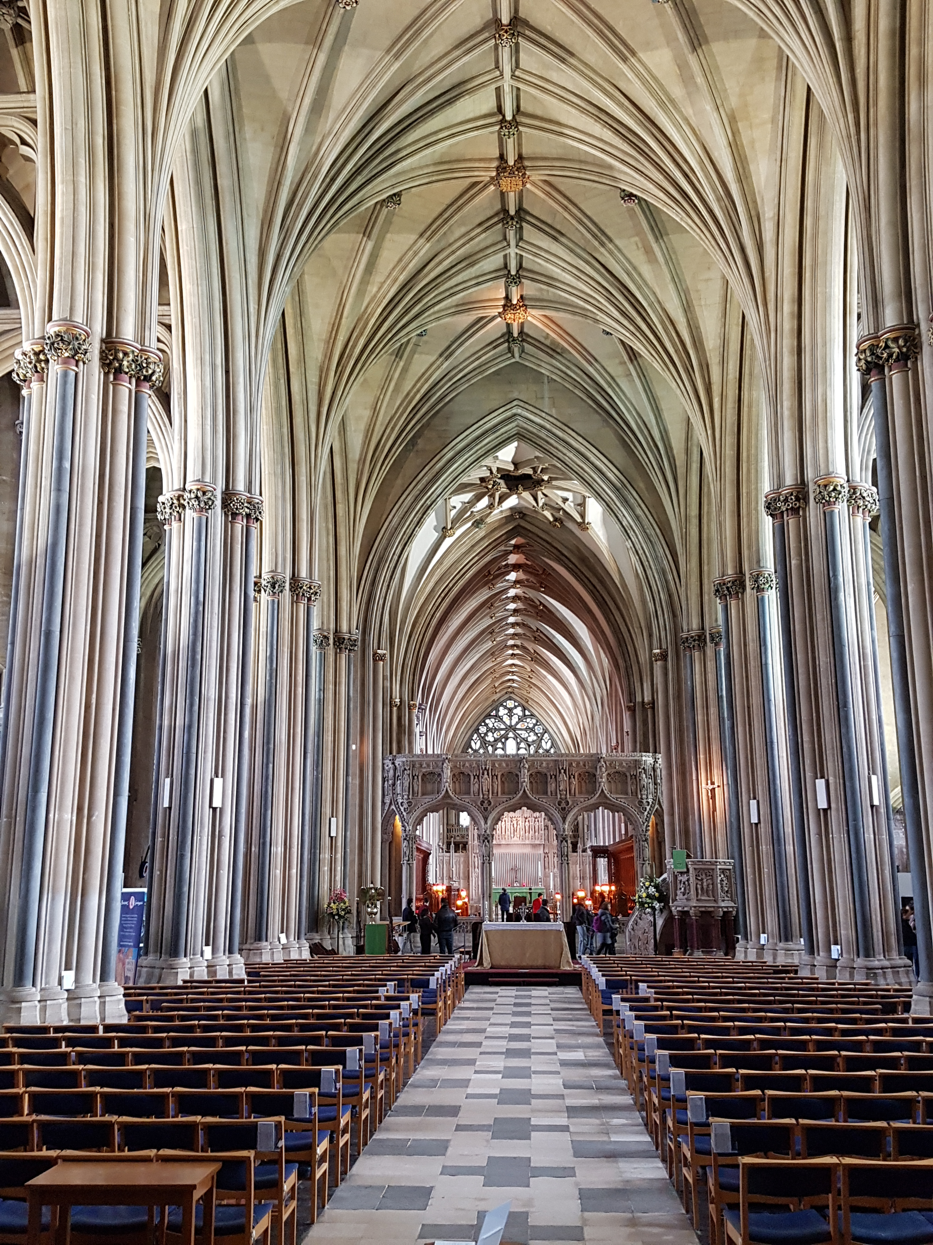 Bristol Cathedral - Cathedrals and Churches I've Visited ...