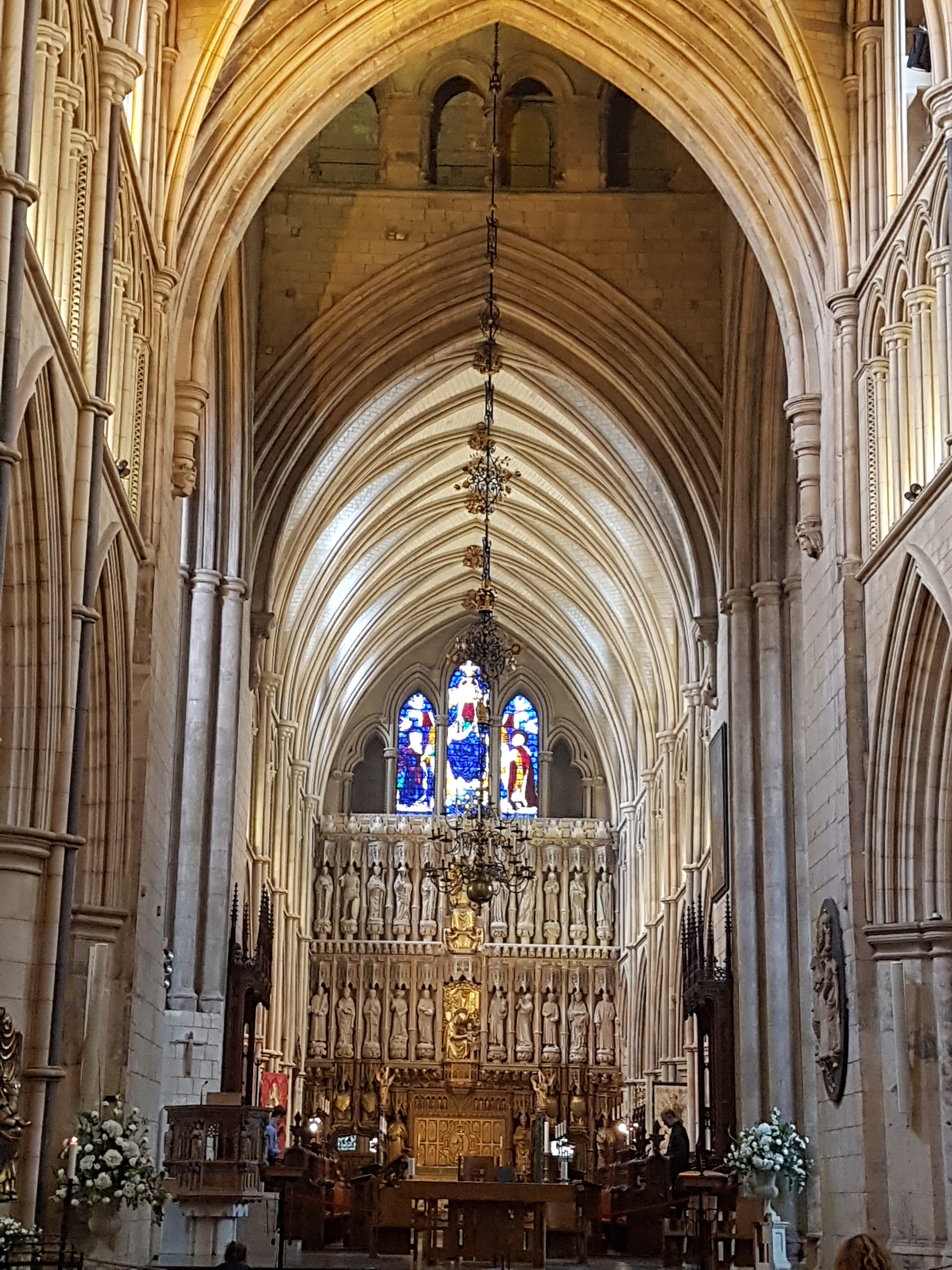 Southwark Cathedral - Cathedrals and Churches I've Visited ...
